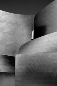 Walt Disney Concert Hall, Frank Guery, Los Angeles, 2007