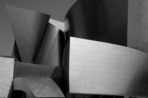 Walt Disney Concert Hall, Frank Gehry, Los Angeles, 2009